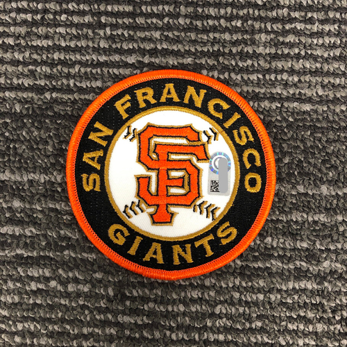 Photo of Team Issued Patch - San Francisco Giants Alternate Logo Patch