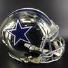 HOF - Cowboys Randy White Signed Chrome Proline Helmet