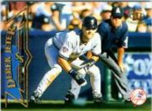 Photo of 1998 Pacific #151 Derek Jeter
