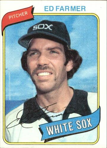 Photo of 1980 Topps #702 Ed Farmer