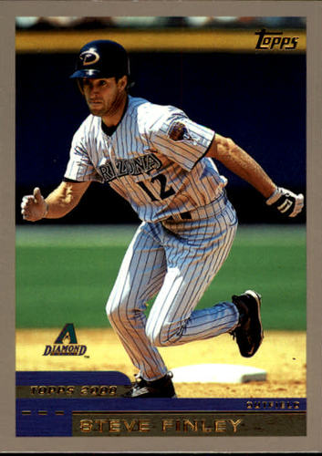 Photo of 2000 Topps #160 Steve Finley
