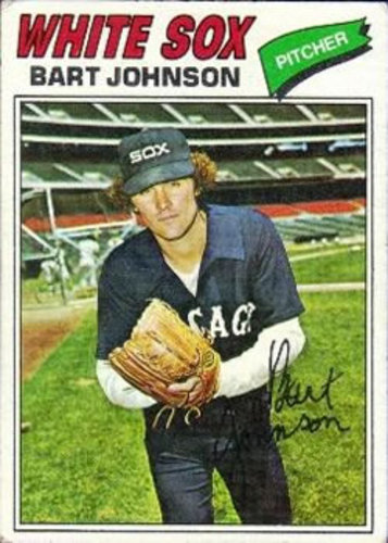 Photo of 1977 Topps #177 Bart Johnson