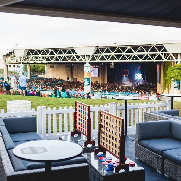 Photo of Matchbox Twenty & Counting Crows Concert Tickets + Lawn Cabana Access