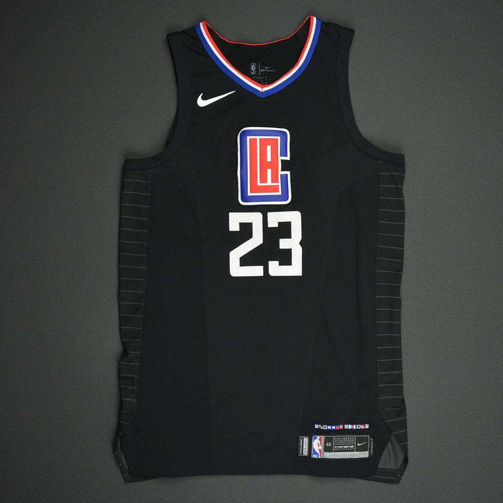 wholesale dealer 25ab0 2f68c Lou Williams - Los Angeles Clippers - Statement Game-Worn ...