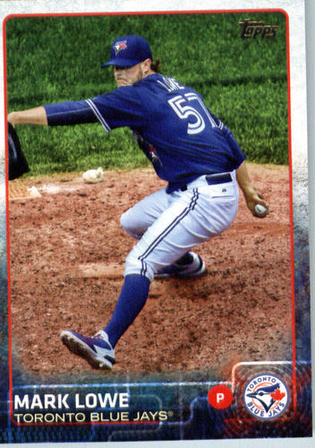 Photo of 2015 Topps Update #US375 Mark Lowe