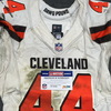 London Games - Browns Nate Orchard Game Worn Jersey (October 29, 2017) Size 42
