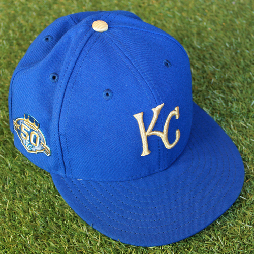 Photo of Team-Issued Cap: (Size 7 3/8)