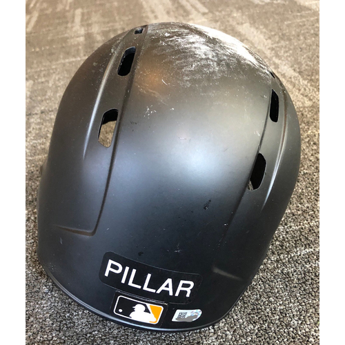 2019 Team-Issued Batting Helmet - #1 Kevin Pillar - Size 7 1/8