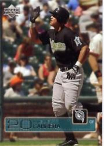 Photo of 2003 Upper Deck #587 Miguel Cabrera
