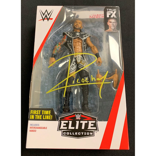 Photo of Ricochet SIGNED Elite Series Action Figure
