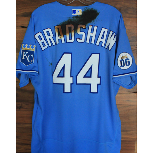Photo of Alex's Lemonade Stand Foundation: Game-Used Terry Bradshaw Jersey (Size 48 - 9/26/20 DET @ KC)