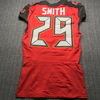 London Games - Buccaneers Ryan Smith Game Used Jersey (10/13/19) Size 40