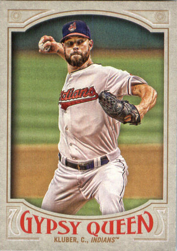 Photo of 2016 Topps Gypsy Queen #145 Corey Kluber