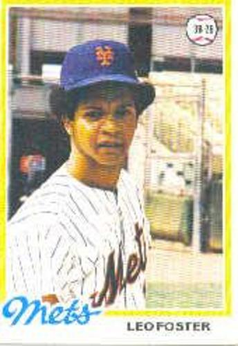 Photo of 1978 Topps #229 Leo Foster