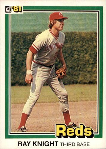 Photo of 1981 Donruss #61 Ray Knight