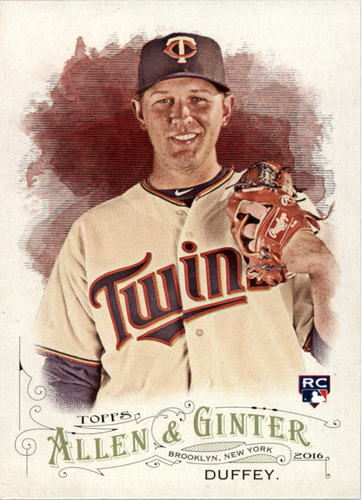 Photo of 2016 Topps Allen and Ginter #305 Tyler Duffey RC