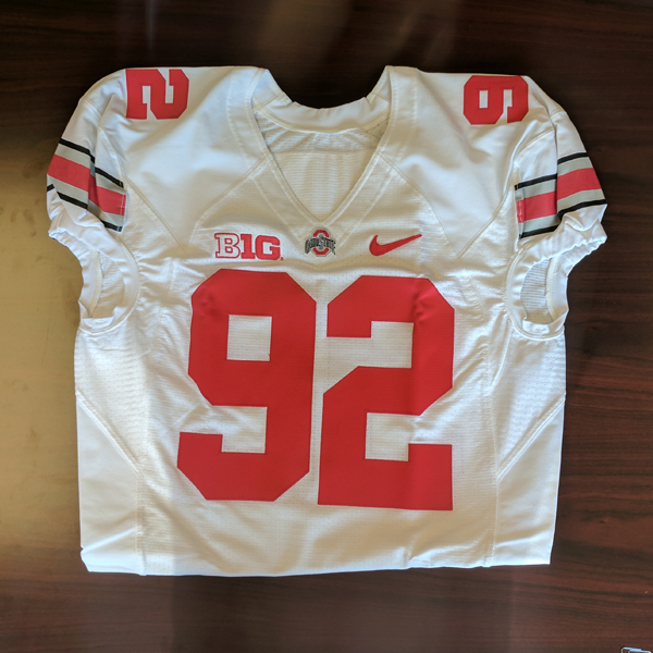 huge selection of 968dd 3d20c official ohio state football jersey