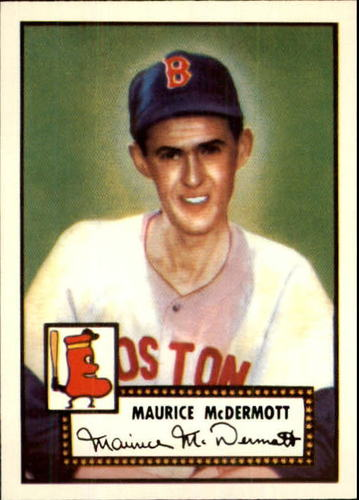 Photo of 1983 Topps 1952 Reprint #119 Mickey McDermott