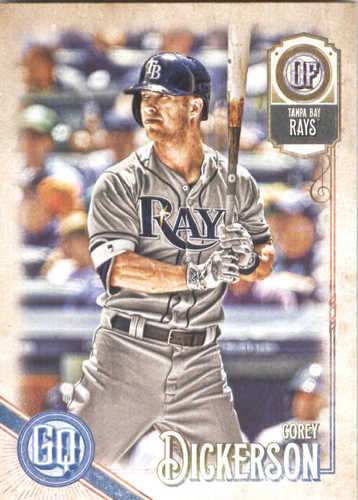Photo of 2018 Topps Gypsy Queen #211 Corey Dickerson