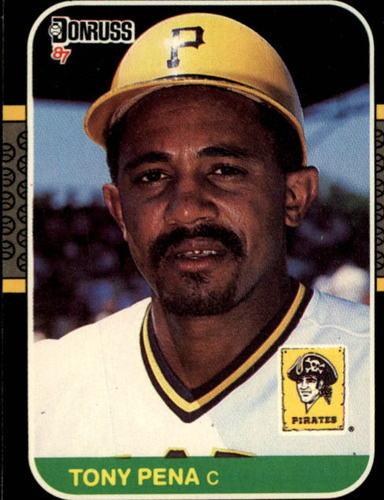 Photo of 1987 Donruss #115 Tony Pena