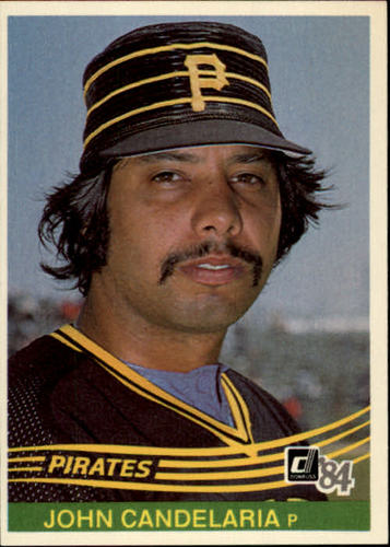Photo of 1984 Donruss #357 John Candelaria