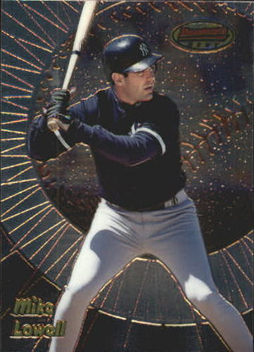 Photo of 1998 Bowman's Best #104 Mike Lowell RC