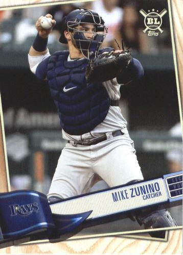 Photo of 2019 Topps Big League #85 Mike Zunino