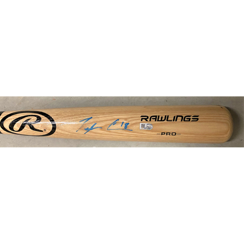 Photo of Tyler Collins Detroit Tigers Autographed Bat (MLB AUTHENTICATED)