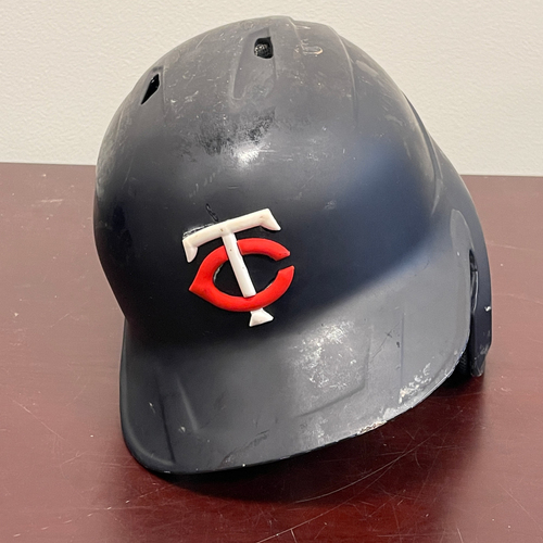 Photo of Minnesota Twins: Game-Used Right Handed Helmet - Josh Donaldson - Authenticated for 5 games