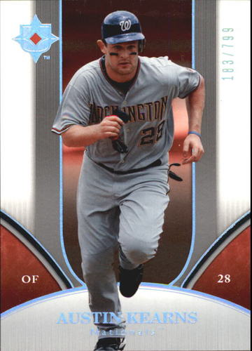 Photo of 2006 Ultimate Collection #283 Austin Kearns