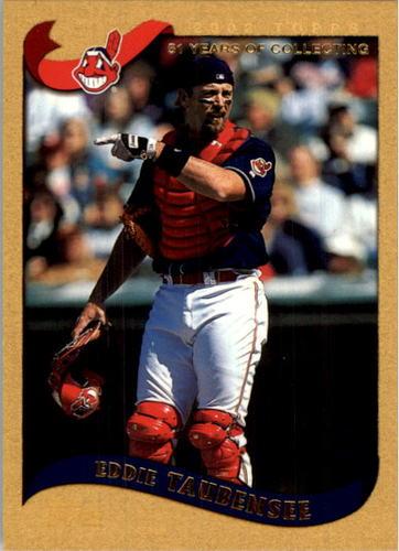 Photo of 2002 Topps Gold #204 Eddie Taubensee