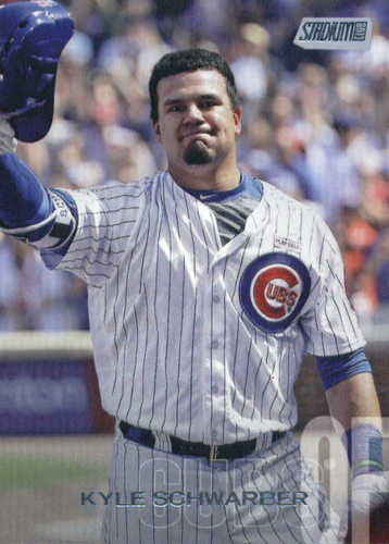 Photo of 2018 Stadium Club #273 Kyle Schwarber