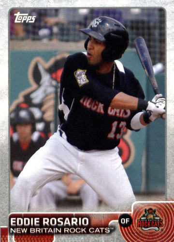 Photo of 2015 Topps Pro Debut #95 Eddie Rosario