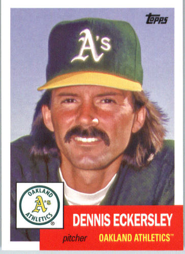 Photo of 2016 Topps Archives #72 Dennis Eckersley