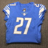 Crucial Catch - Lions Glover Quin Game Worn Jersey Size 44 (10/8/2018)