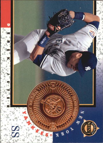 Photo of 1998 Pinnacle Mint Bronze #9 Derek Jeter