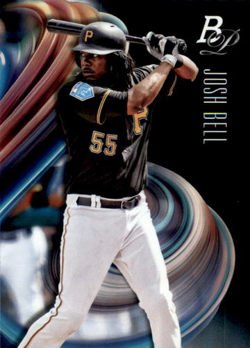 Photo of 2018 Bowman Platinum #21 Josh Bell