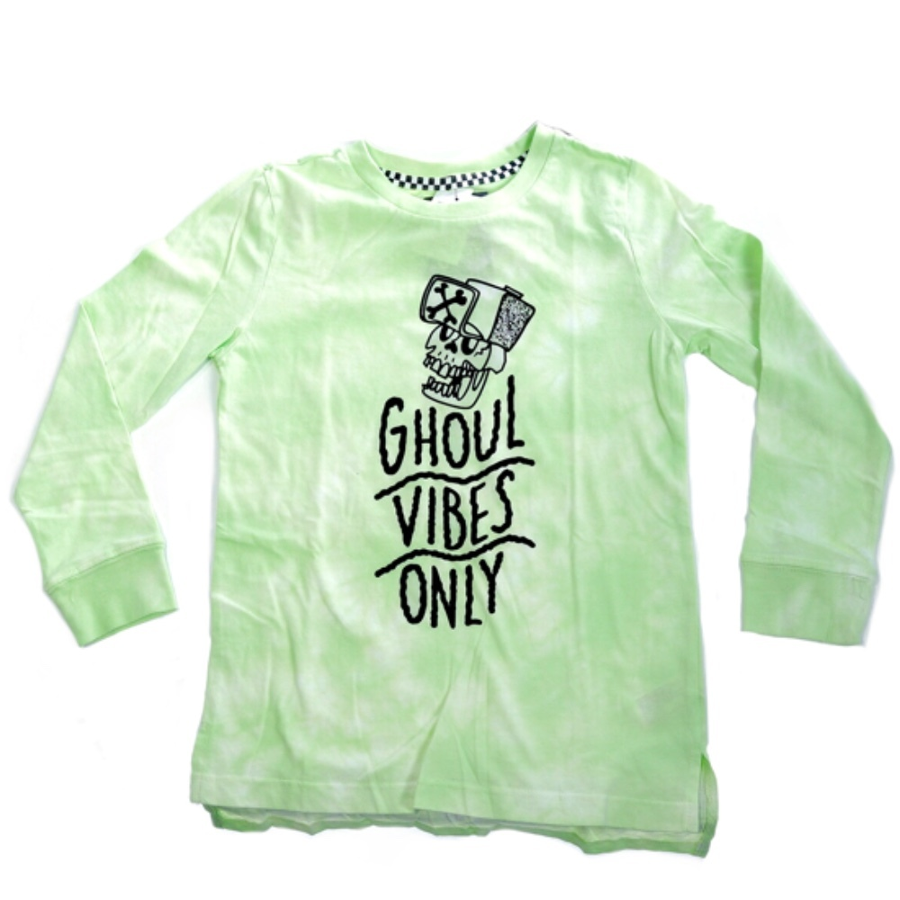 Photo of Ghoul Vibes Only Shirt by Art Class