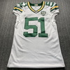PCF - Packers Kyle Fackrell Signed Game Issued Jersey Size 44