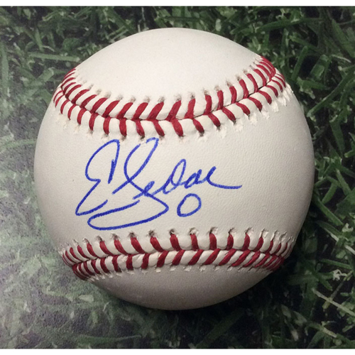 Photo of Ed Sedar Autographed Baseball