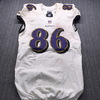 London Games - Ravens Nick Boyle Game Used Jersey (9/24/17) Size 42