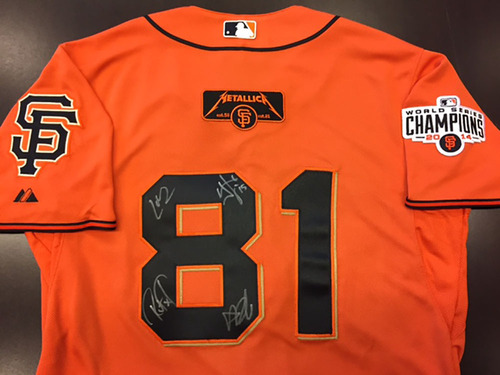783bafb4e san francisco giants metallica jersey