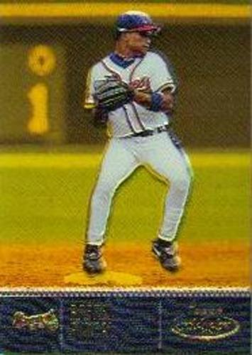 Photo of 2001 Topps Gold Label Class 1 Gold #85 Rafael Furcal