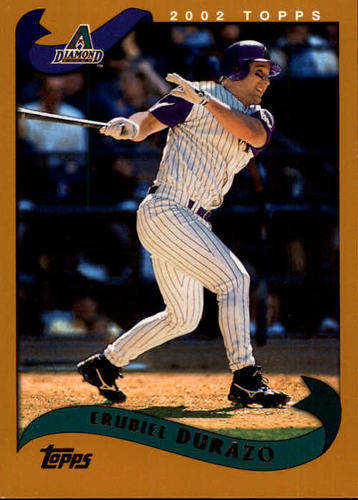 Photo of 2002 Topps #432 Erubiel Durazo