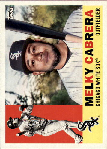 Photo of 2017 Topps Archives #17 Melky Cabrera