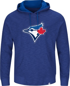 Toronto Blue Jays Game Day Fleece Hoody by Majestic