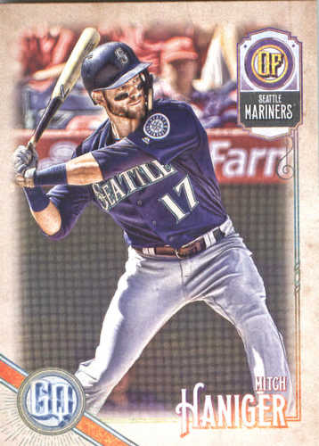 Photo of 2018 Topps Gypsy Queen #213 Mitch Haniger