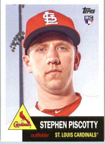 Photo of 2016 Topps Archives #76 Stephen Piscotty RC
