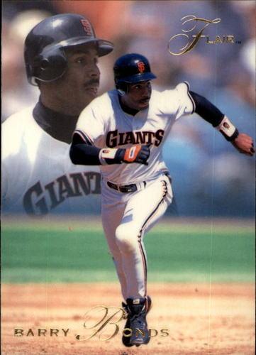 Photo of 1993 Flair #138 Barry Bonds