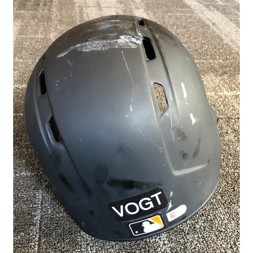 Photo of 2019 Team-Issued Batting Helmet - #21 Stephen Vogt - Size 7 1/2